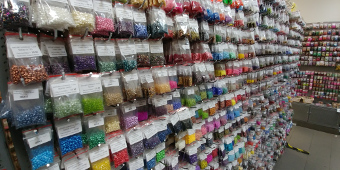 Matubo beads - Matubo 6/0, 7/0, 8/0, 11/0, 2/0, Matubo Superduo, Matubo Miniduo, Matubo Rulla, Matubo Nib-Bit, Matubo Gemduo, Matubo Duets and Matubo Wheels. The largest selection in Prague.